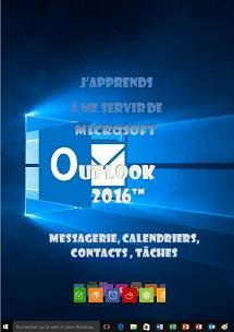 formation Outlook 2016 messagerie-calendrier-contacts