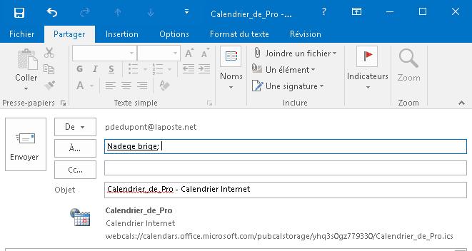 Supprimer Calendrier Outlook.Tutoriel Outlook 2016 Utilisation C Le Calendrier
