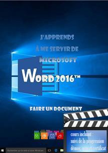 formation word 2016