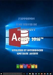 formation Access 2016, interrogation, utilisation