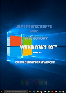 formation windows 10 configuration