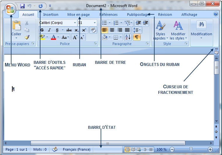 Word - Traitement de texte open office gratuit ...